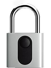 billiga -g Zink Alloy Fingeravtryck hänglås Smart Hem Säkerhet Systemet Fingeravtryckslåsning Hem / kontor Annat (Upplåsningsläge Fingeravtryck)