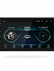 cheap -chelong 7200C 7 inch 2 DIN Android 8.1 Car MP5 Player GPS / Built-in Bluetooth / Steering Wheel Control for universal RCA Support MPEG / AVI / MOV MP3 / WAV / OGG JPEG / Stereo Radio