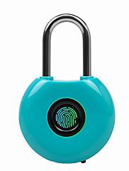 billiga -Factory OEM GS30F Plastik Fingeravtryck hänglås Smart Hem Säkerhet Systemet Fingeravtryckslåsning Skola Annat (Upplåsningsläge Fingeravtryck)