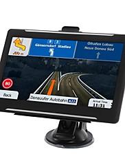 cheap -7 Inch Android 16GB Car Navigator GPS Navigation Sat Na AV-IN WIFI FM Transmitter Free Maps