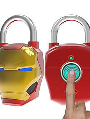 billiga -Factory OEM T244 Rostfritt stål / Zink Alloy Lösenord Fingeravtryckslås / Fingeravtryck hänglås Smart Hem Säkerhet Systemet Fingeravtryckslåsning Hushåll Annat (Upplåsningsläge Fingeravtryck)