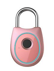 billiga -Factory OEM g1 Zink Alloy Lösenord Fingeravtryckslås / Fingeravtryck hänglås Smart Hem Säkerhet Systemet Fingeravtryckslåsning Hushåll Annat (Upplåsningsläge Fingeravtryck)