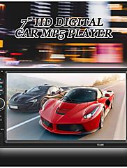 cheap -SWM 7018B 7 inch 2 DIN Car MP5 Player HD Touch Screen car Stereo Radio car audio multimedia MP3 FM USB bluetooth with Rear View Camera