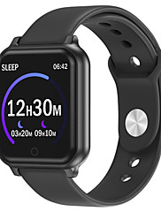 cheap -T70 Smart Watch Bluetooth Fitness Tracker Support Notify/ Heart Rate Monitor Sports Smartwatch compatible with IPhone/ Samsung/ Android Phons