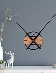 economico -di alta qualità silenzioso al quarzo orologio da parete fai da te movimento lancette meccanismo parti di riparazione strumento