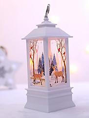 abordables -decoraciones de navidad para el hogar led vela de navidad decoraciones para árboles de navidad luz led navidad adornos para árboles de navidad colgantes