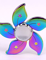 cheap -Fidget Spinner Hand Spinner for Killing Time Stress and Anxiety Relief Focus Toy Office Desk Toys Relieves ADD, ADHD, Anxiety, Autism Kid's Adults' Boys' Girls' Metalic