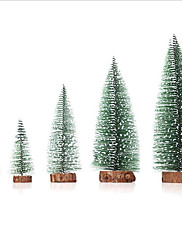 abordables -adornos material ecológico 12 navidad