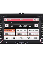 cheap -SWM-H 7 inch 2 DIN Windows CE In-Dash Car DVD Player / Car MP5 Player / Car Multimedia Player Touch Screen / Built-in Bluetooth Support SD / USB RCA / Mini USB for Volkswagen