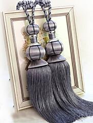 cheap -curtain Accessories Tassel European Style 2 pcs