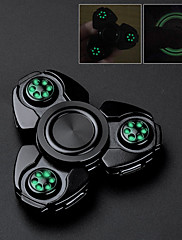 cheap -Fidget Spinner Hand Spinner for Killing Time Stress and Anxiety Relief Focus Toy Metalic Classic Toy Gift