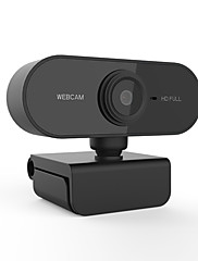 cheap -PC01 HD 720P Webcam Mini Computer Pc WebCamera Anti-peeping Rotatable Camera for Live Broadcast Video Conference Work