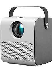 cheap -Q3 Mini Projector HD 2800 lumen HIFI Bluetooth Speaker Home Cinema Support 1080P 4K 3D Beamer Game Projector Video Home Cinema Movie Game Projector