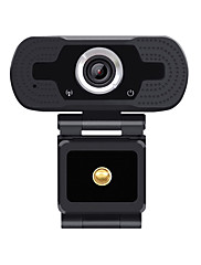 cheap -WEB03 1080P USB2.0 Web Camera Wide Compatibility Computer Laptop Webcams Camera With Noise Reduction Microphone
