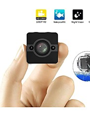 cheap -SQ12 Mini IP Camera HD 1080P Waterproof Wide-angle Lens Camcorder Sport DVR Infrared Night Vision Micro Cam Small Cameras