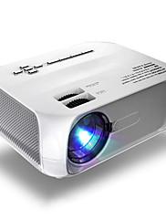 cheap -LITBest S5 LED Projector Red-Blue 3D 1280x720 Pixels 4800 Lumen HDMI VGA USB Portable Cinema Proyector Beamer