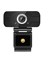cheap -Hiseeu Mini HD Webcam Rotatable USB Web Camera Plug and Play with Built-in Mic For PC Computer Desktop Laptops Video Conference Work