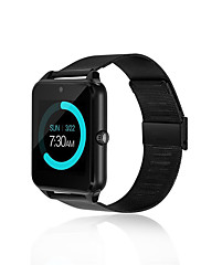 cheap -Indear Z60 Men Women Smartwatch Android iOS Bluetooth 2G Waterproof Touch Screen Sports Calories Burned Hands-Free Calls Timer Stopwatch Pedometer Call Reminder Activity Tracker / Sleep Tracker