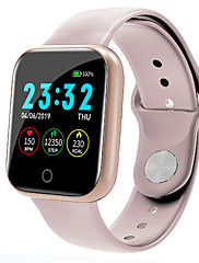 cheap -I5 Smartwatch for Apple/ Android/ Samsung Phones, Sports Tracker Support Heart Rate/ Blood Pressure Measurement