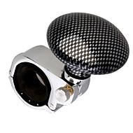 Steering Wheel Aid - Spinner Knob (Checker Patterned)