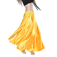 Belly Dance Skirt Women's Training Satin / Performance / Ballroom
