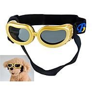 بارد الحيوانات الأليفة الكلب نظارات واقية (ألوان متنوعة، XS)
