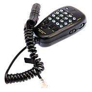 yaesu mh-48a6j kézi mikrofon digitális gombokkal az ft-7800r / ft-8800r / ft-8900r kaputelefon kommunikációhoz - fekete