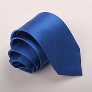 Men's Party / Work Necktie - Solid Colored