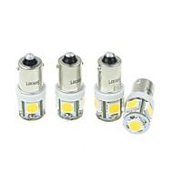 ba9s glühbirnen smd led / high performance led 160-180 lm blinklicht für universal