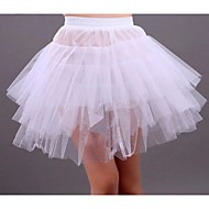 Wedding / Special Occasion / Party / Evening Slips Tulle Short-Length A-Line Slip / Ball Gown Slip / Classic & Timeless with