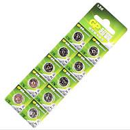 1.5V LR44 Lithium Button Battery (10 PCS)