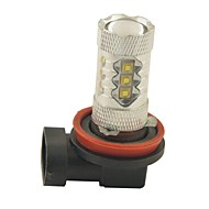 baratos -H11 Carro Lâmpadas 80 W SMD LED 2800 lm 16 LED Luz Anti Neblina Para