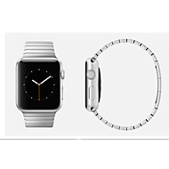 Watch Band for Apple Watch Series 5/4/3/2/1 Apple Butterfly Buckle Stainless Steel Wrist Strap