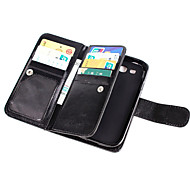 Case For Samsung Galaxy Grand Prime / Core Prime Wallet / Card Holder / Flip Full Body Cases Solid Colored PU Leather
