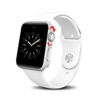 lemfo lf07 Bluetooth Smart Watch 2 5D Bow HD-skærmstøtte SIM-kort bærbar enhed Smartwatch til IOS Android