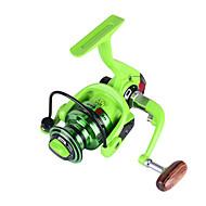 Fishing Reel Spinning Reel 5.2:1 Gear Ratio+11 Ball Bearings Hand Orientation Exchangable Bait Casting / Ice Fishing / Spinning - BF2000 / Freshwater Fishing / Carp Fishing / Bass Fishing