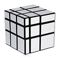 Magic Cube IQ Cube Shengshou Mirror Cube 3*3*3 Smooth Speed Cube Magic Cube Stress Reliever Puzzle Cube Professional Level Speed Professional Classic & Timeless Kid's Adults' Children's Toy Boys