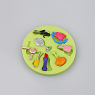 Bakeware tools Silicone Eco-friendly / Nonstick / New Arrival For Cake / For Cookie / For Cupcake Cake Molds