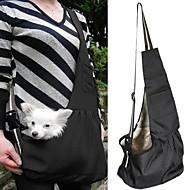 Cat Dog Carrier & Travel Backpack Front Backpack Shoulder Messenger Bag Oxford Fabric Pet Baskets Portable Stripe Red / White White / Blue