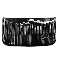 Professional Makeup Brushes Makeup Brush Set 29 pcs Professional Full Coverage Synthetic Synthetic Hair / Artificial Fibre Brush Wood Makeup Brushes for Makeup Brush Set