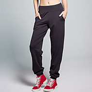 CONNY Women's Harem Yoga Pants Solid Colored Elastane Zumba Running Pilates Pants / Trousers Bottoms Activewear Breathable Static-free Sweat-wicking Stretchy