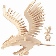 Wooden Puzzle Eagle Professional Level Wooden 1pcs Kid's Boys' Gift