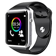 w8 bluetooth smartwatch med kamera 2g sim tf kortplats smartwatch telefon för android iphone