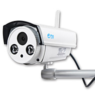 JOOAN® 1.0MP IP Camera Outdoor IR-cut Day Night Motion Detection Remote Access Waterproof Wi-Fi)