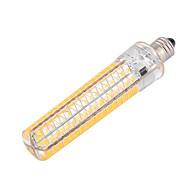 ywxlight ® dimmable ba15d 10w 136led 5730smd חם לבן לבן קריר סיליקון הוביל תירס אורות ac 110-130v ac 220-240v