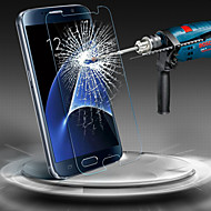 Protecteur d'écran pour Samsung Galaxy S7 / S6 Verre Trempé Ecran de Protection Avant