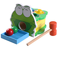 Hammering / Pounding Toy Baby & Toddler Toy Educational Toy Novelty Education Wooden 1 pcs Kid's Boys' Girls' Toy Gift