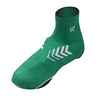 XINTOWN Ενηλίκων Παπούτσια ποδηλασίας με καλύμματα Προστατευτικό Παπουτσιού Αναπνέει Γρήγορο Στέγνωμα Ποδηλασία / Ποδήλατο Κόκκινο Πράσινο Ανδρικά Γυναικεία Γιούνισεξ Παπούτσια Ποδηλασίας