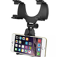 cheap -Car Phone Holder Car Rearview Mirror Mount Phone Holder For iPhone Samsung GPS Smartphone Stand Universal