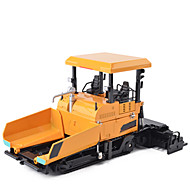 Metalic Truck Asphalt Paver Toy Truck Construction Vehicle Toy Car Kid's Car Toys
